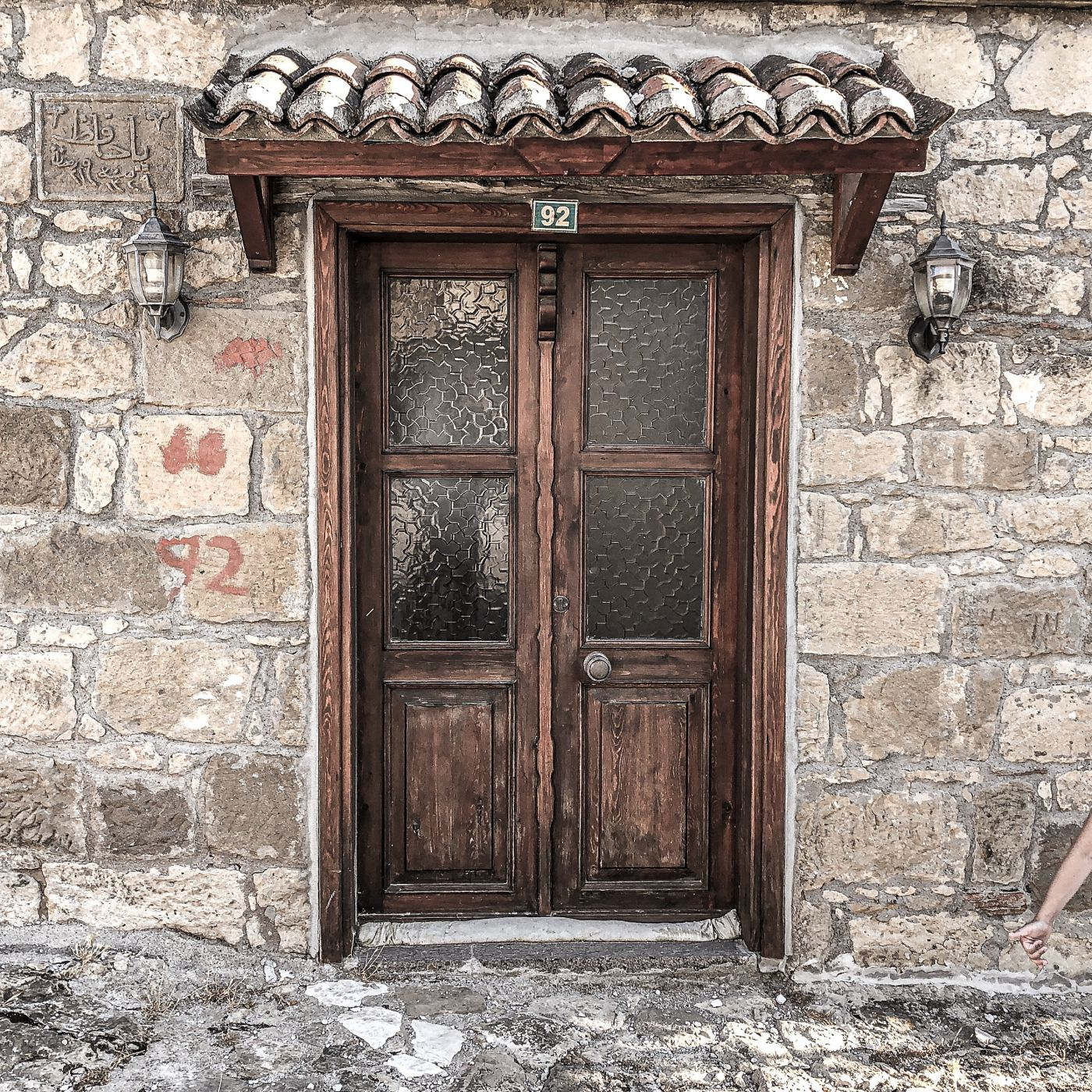 Adatepe Town, Turkey
