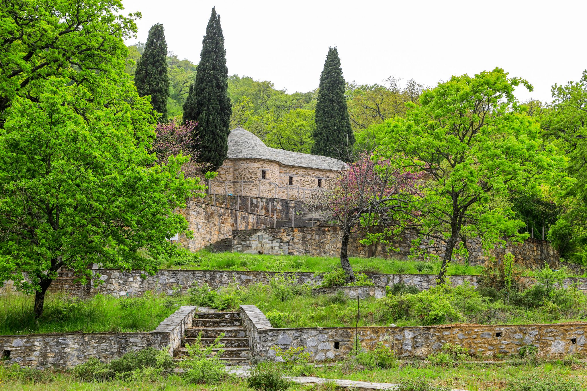 Agios Theodoros-Kloster, Greece