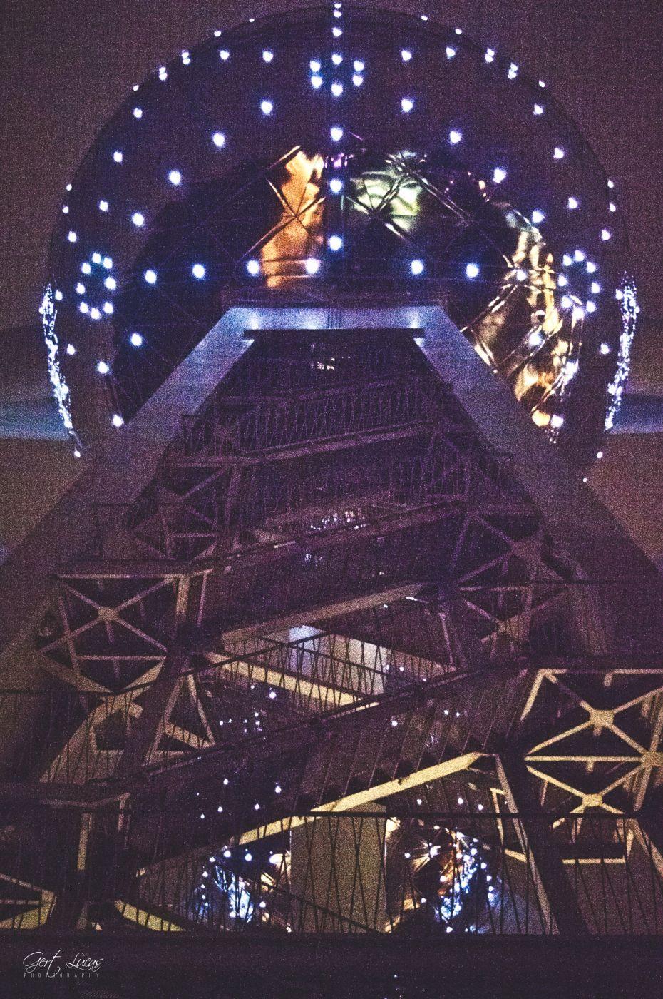 Atomium - The Ladder, Belgium