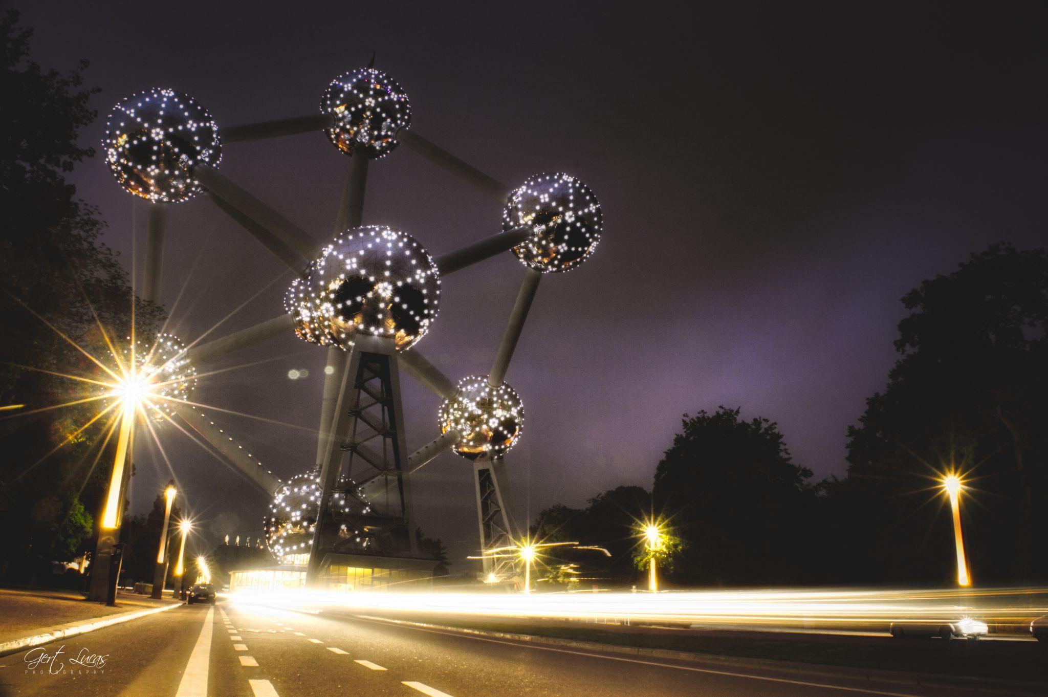 Atomium - the Launcher, Belgium