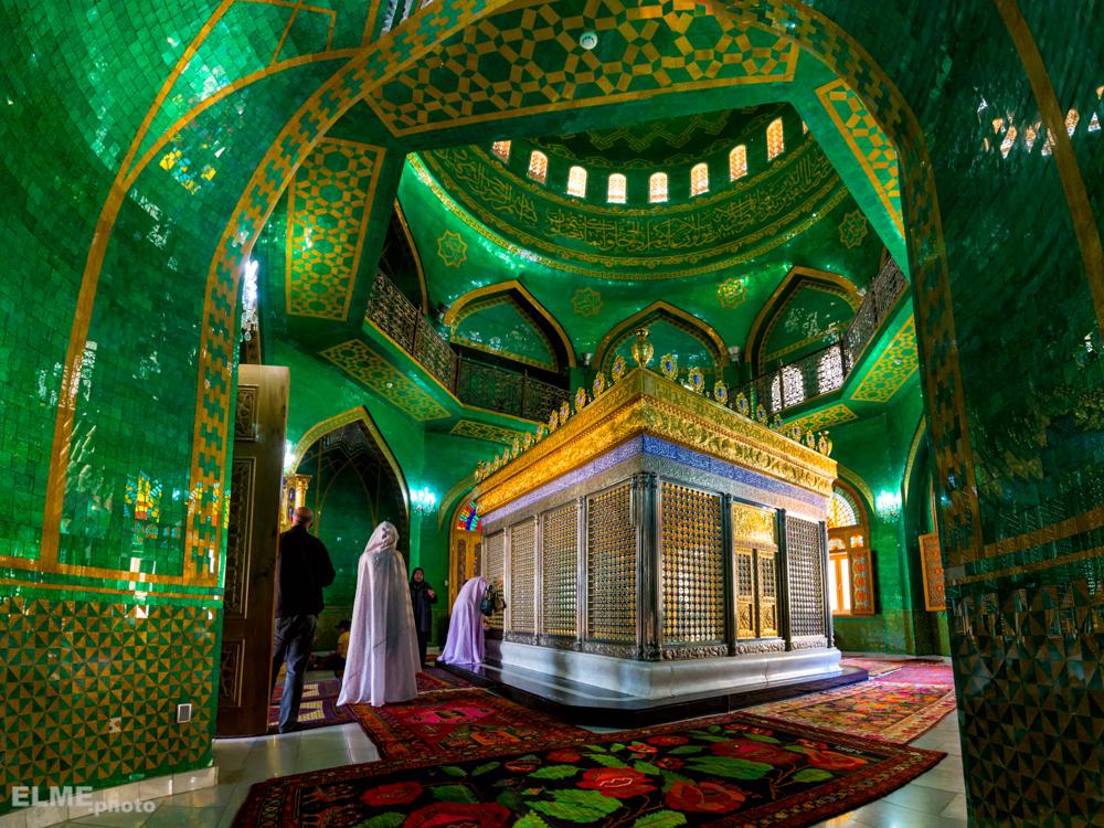 Bibiheybat mosque, Azerbaijan
