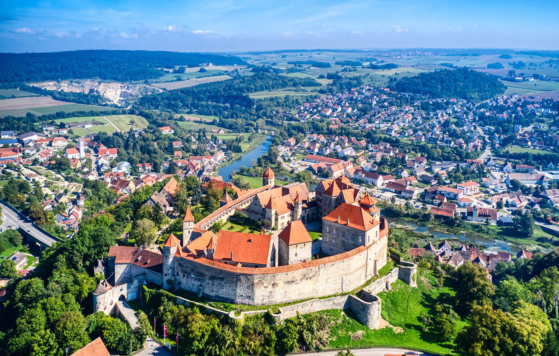 Burg Harburg, Germany