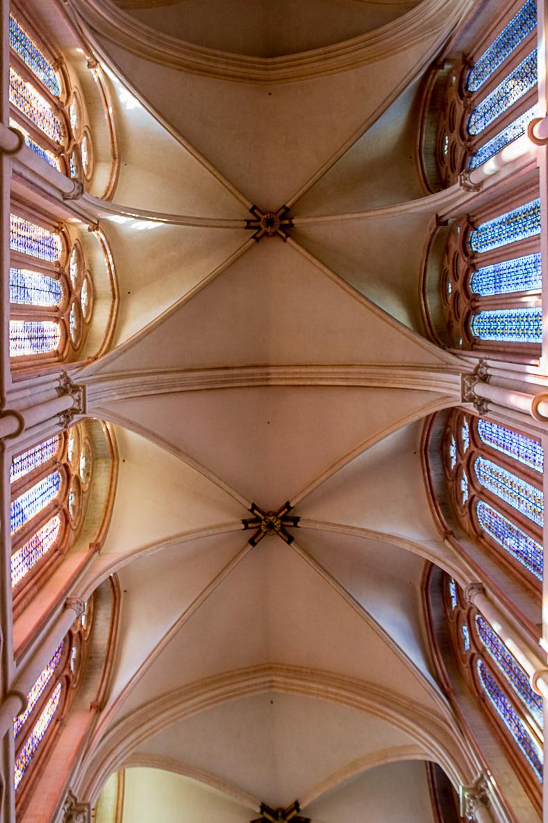 Cathédrale Saint Jean Baptiste, Lyon, France