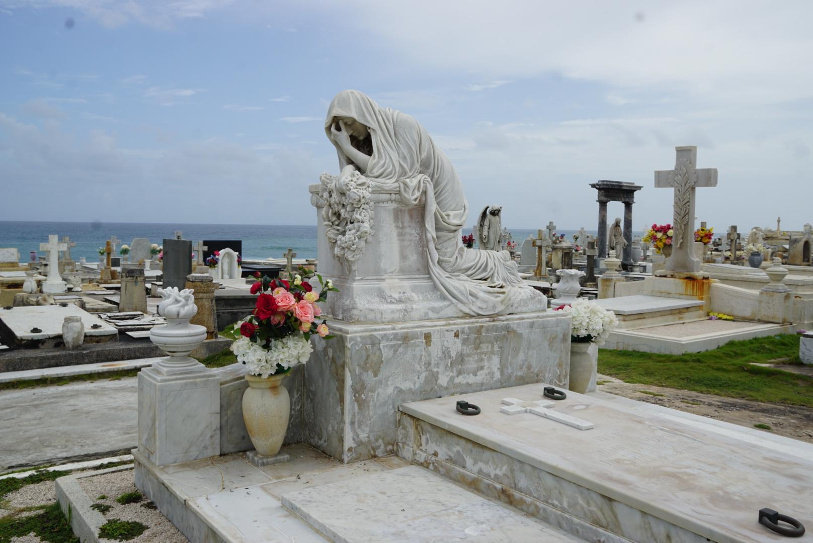 Cementerio Santa Maria Magdalena de Pazzi, Puerto Rico