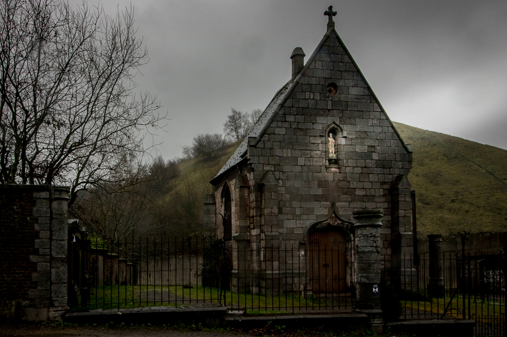Chapelle de Dampremy, Belgium