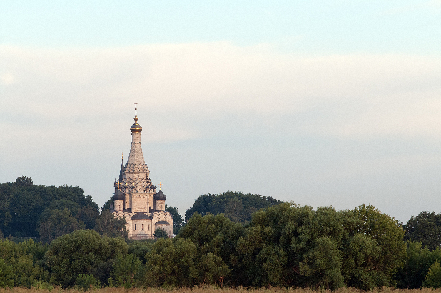 Church of the Transfiguration of the Lord in Ostrov, Russian Federation