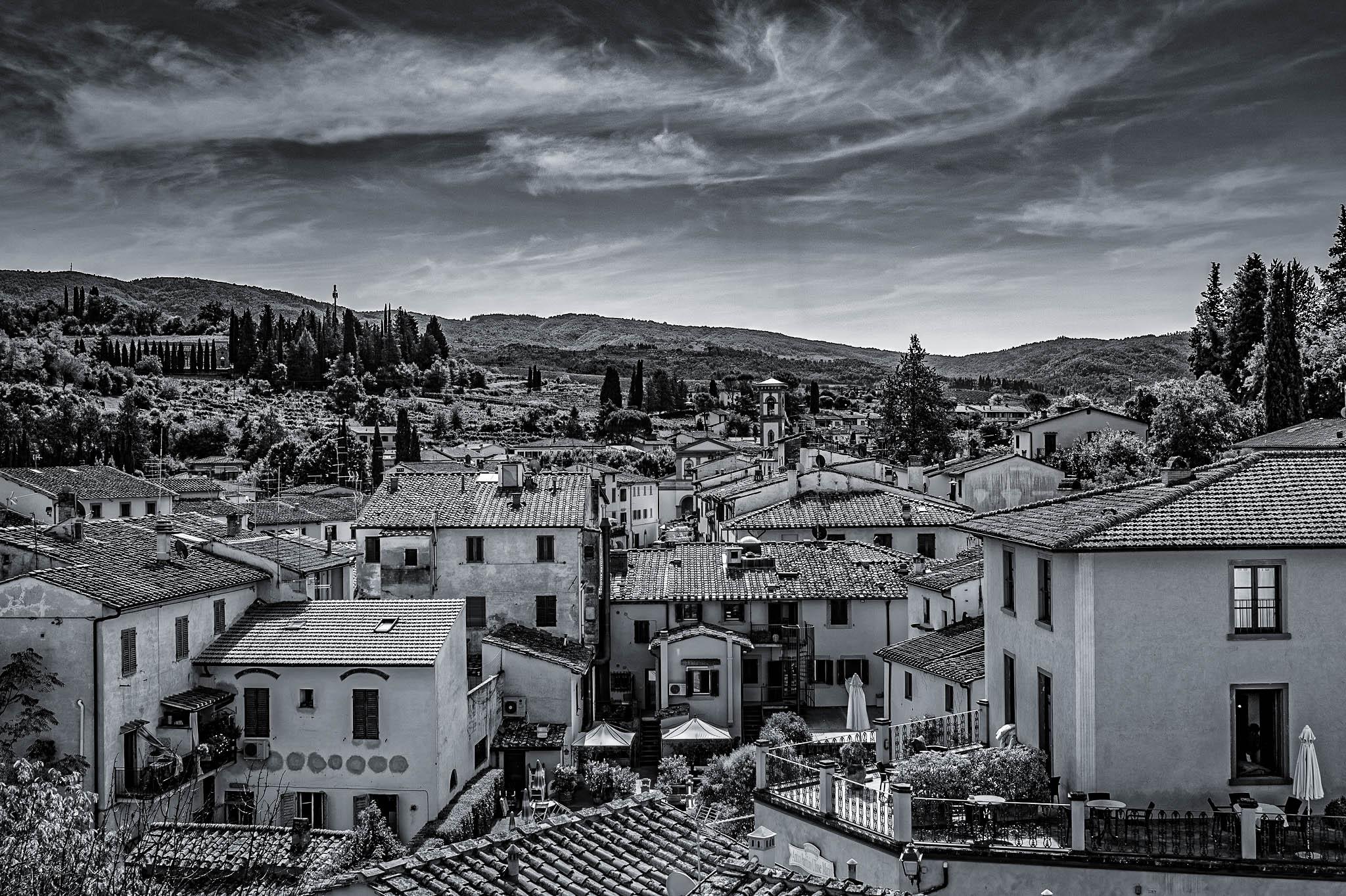 Città del vino, Italy