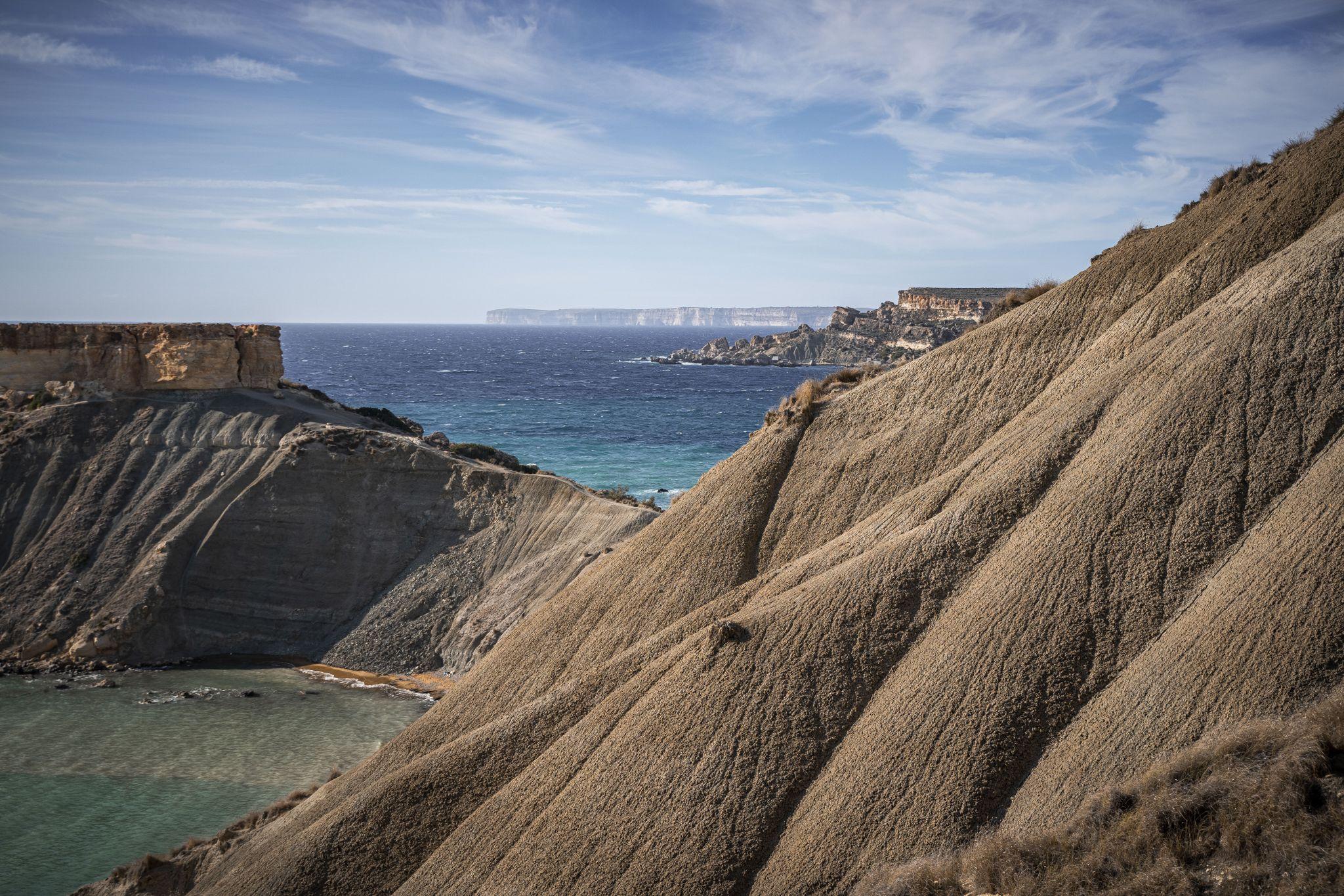Clay Cliffs and Beyond, Malta