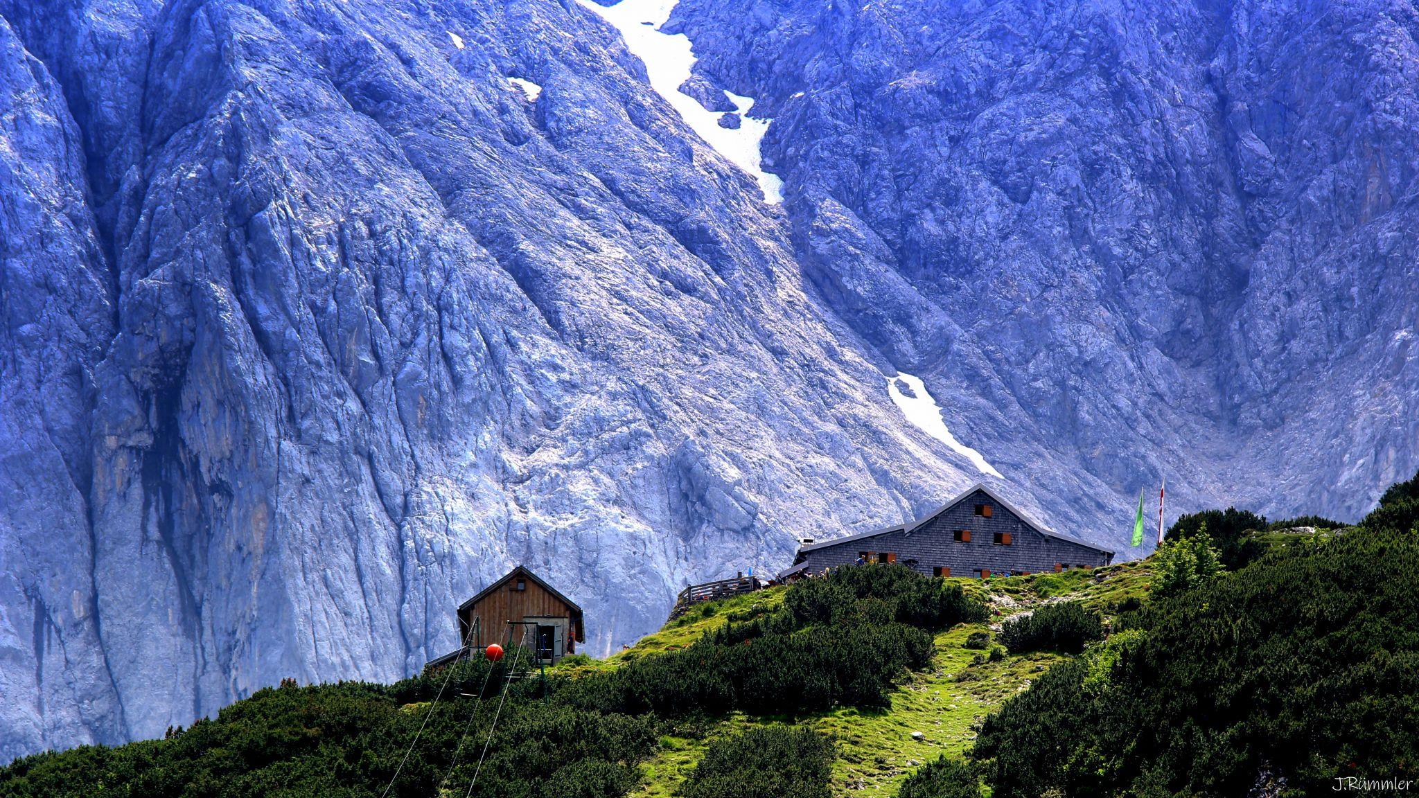 Coburger Hütte, Austria