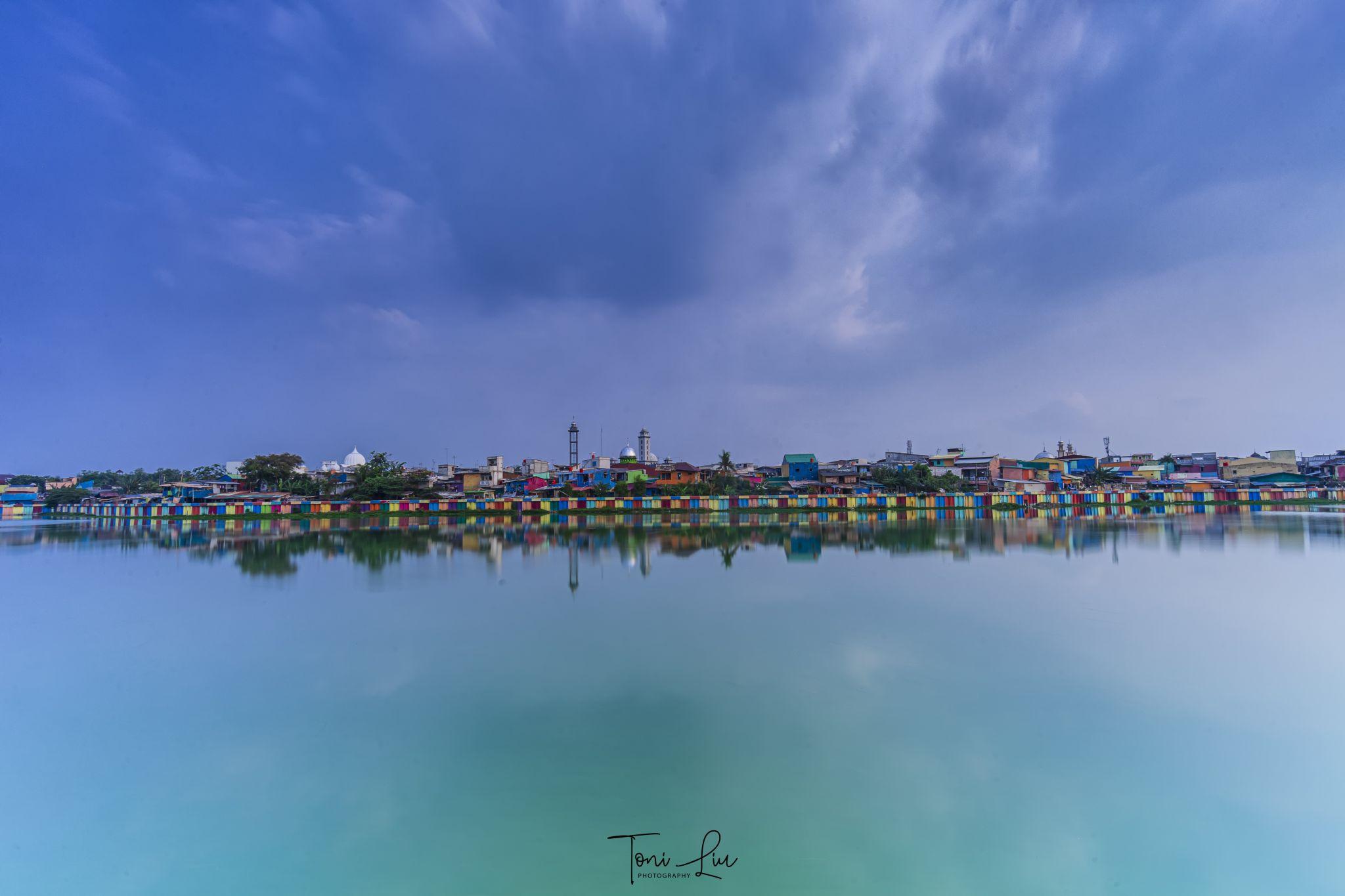 Danau Sunter (Sunter Lake), Indonesia