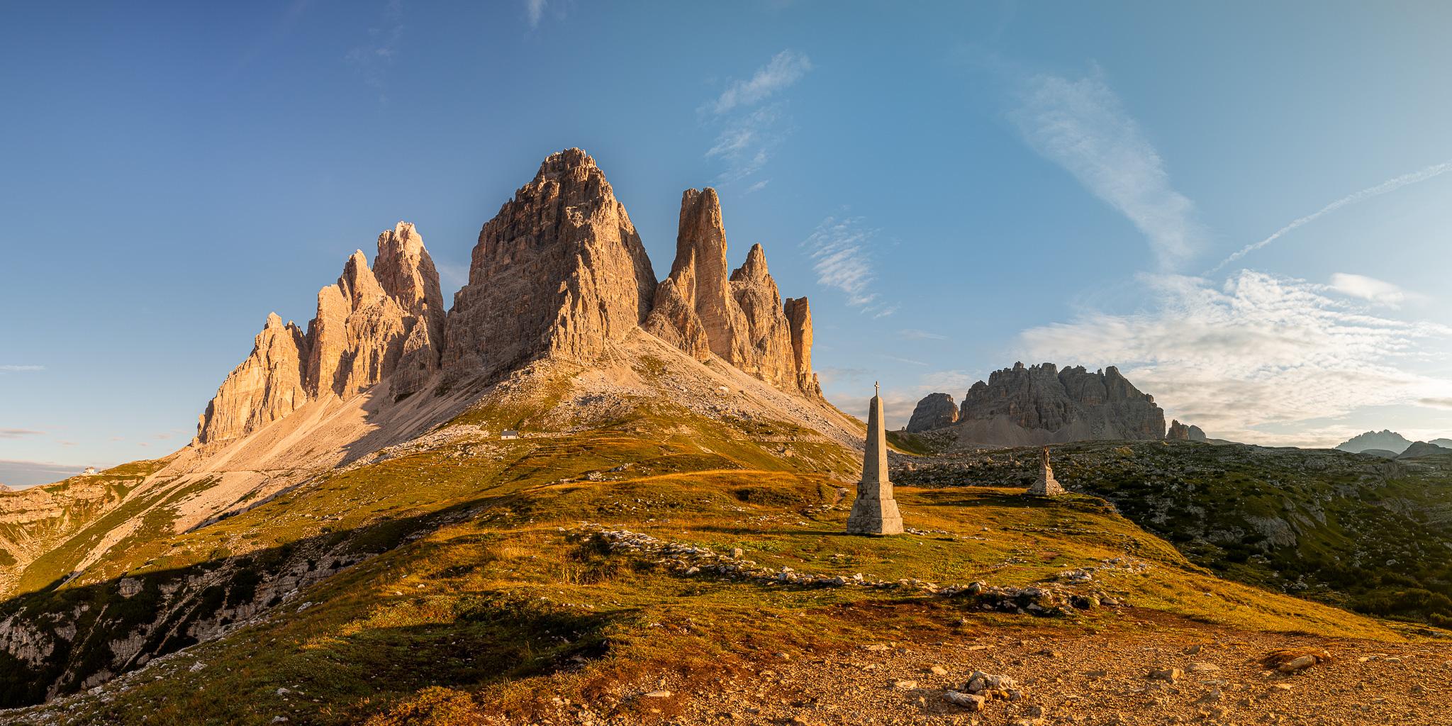 Drei Zinnen - south, Italy
