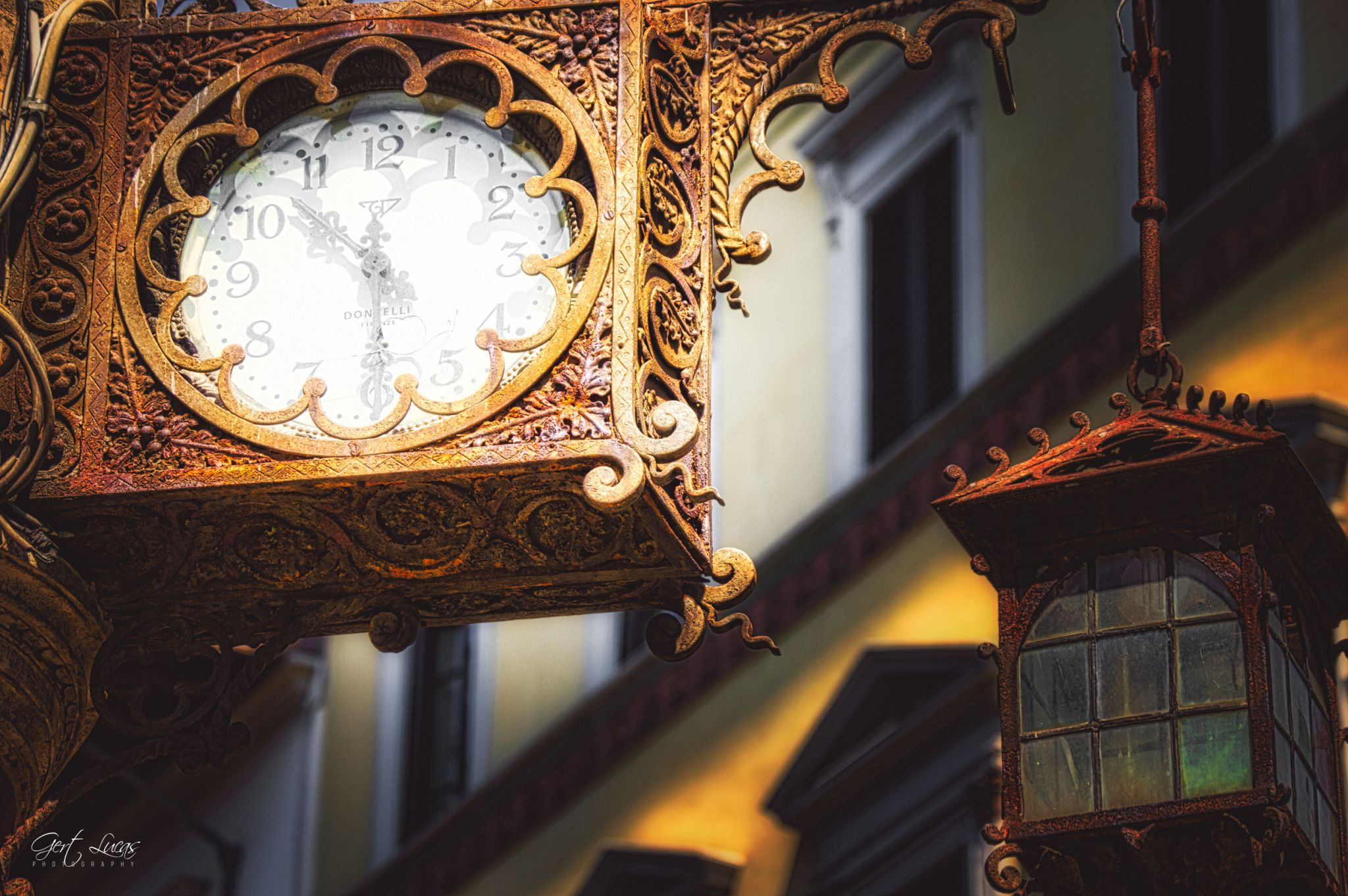 Firenze - Clockwork, Italy