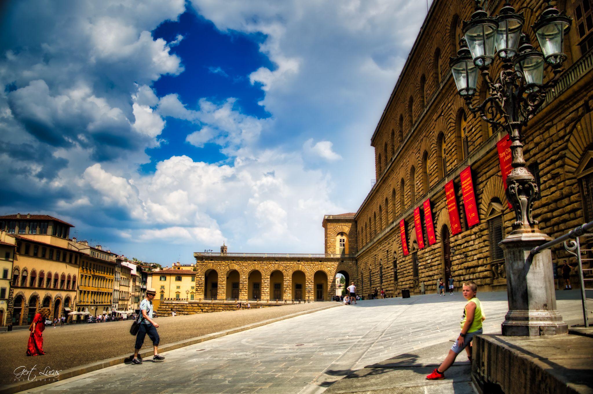 Firenze - Palazzo Pitti, Italy