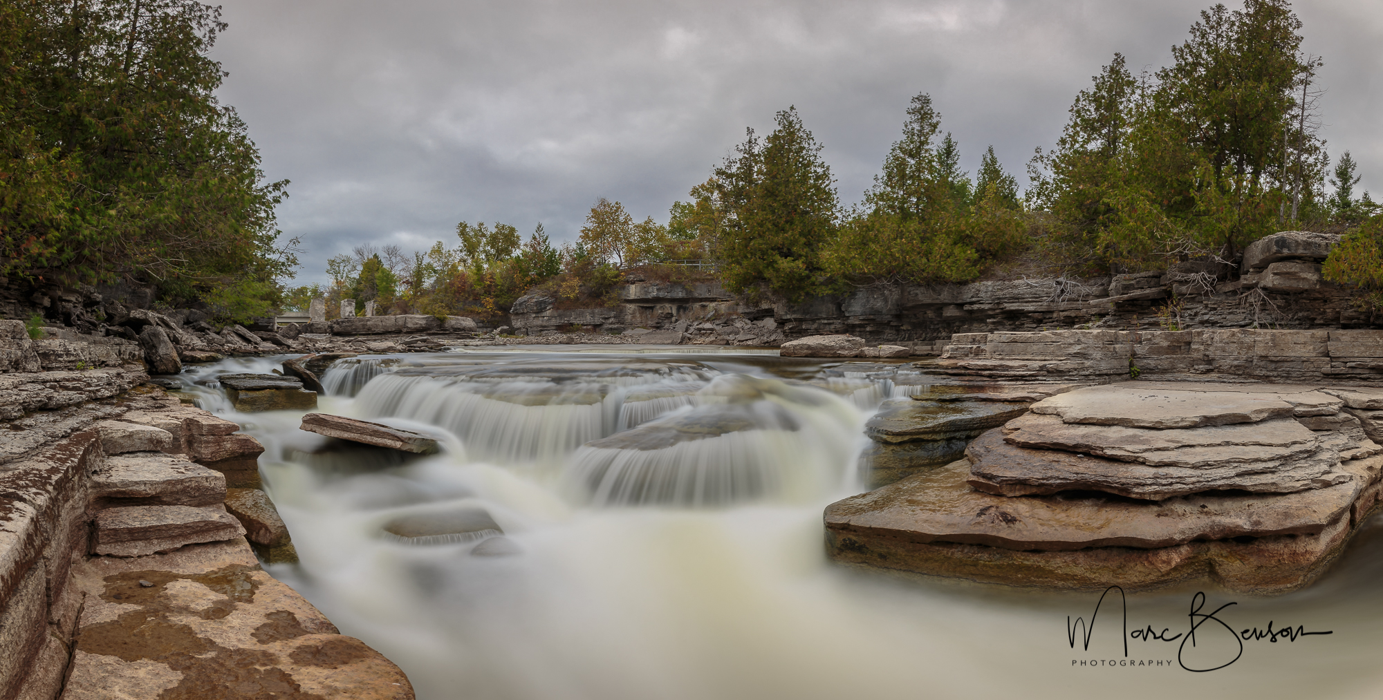Fourth Chutes, Bonnechere River, Canada