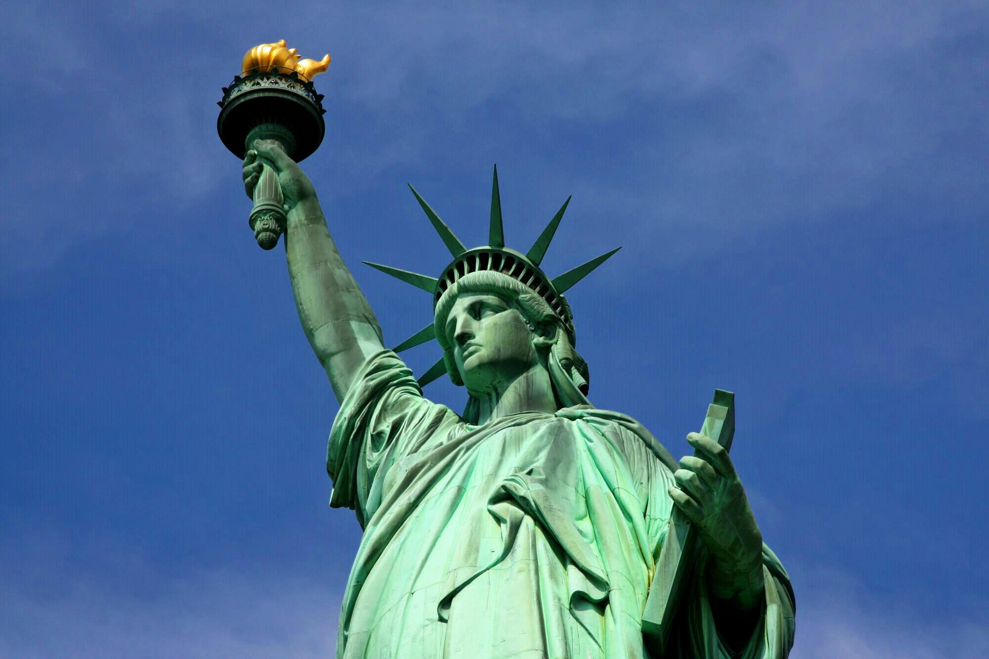 Freiheitsstatue, USA