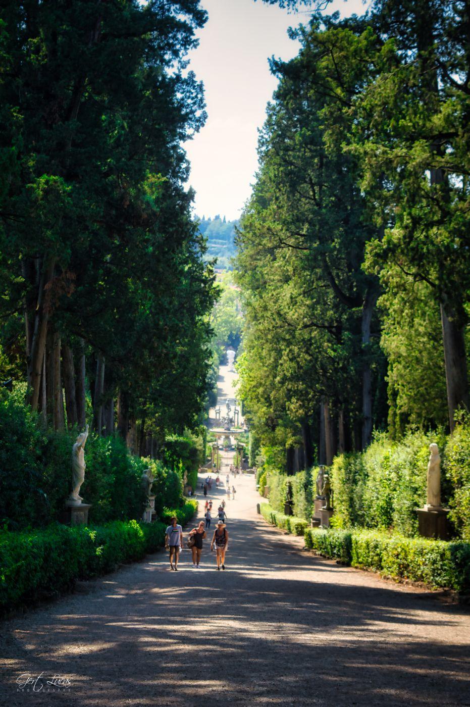 Giardino Di Boboli, Italy