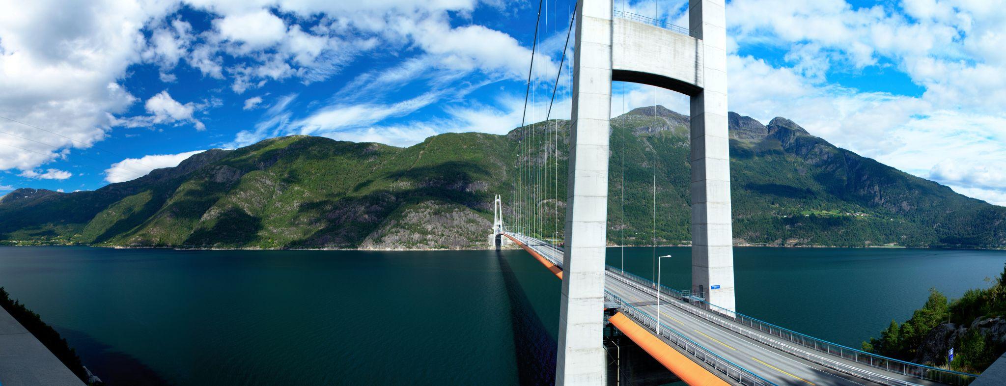 Hardangerbrua, Norway
