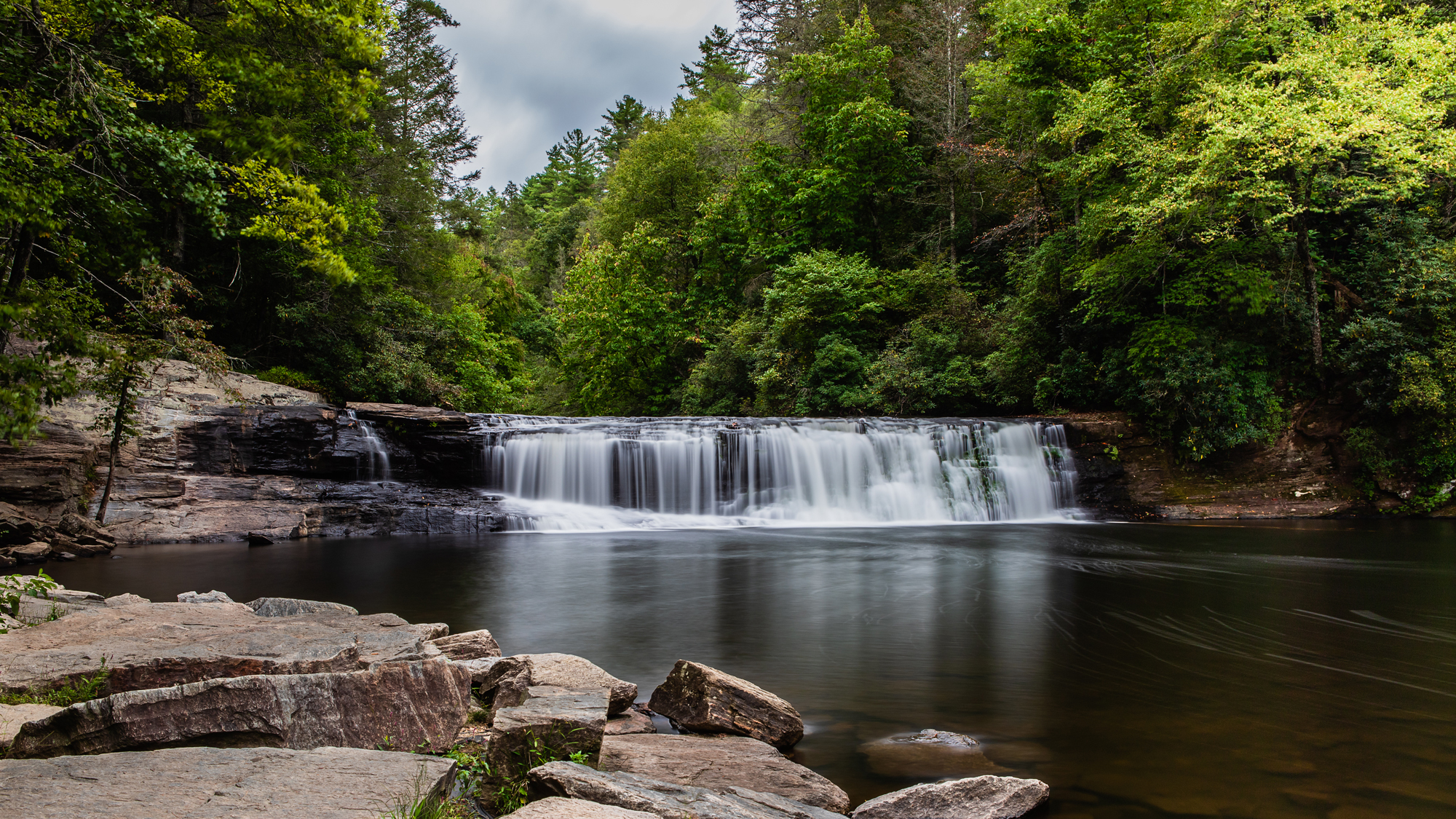Hooker Falls, USA