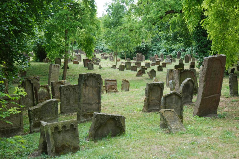 Jüdischer Friedhof, Worms, Germany