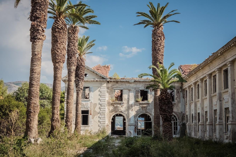 Kupari resort, Croatia