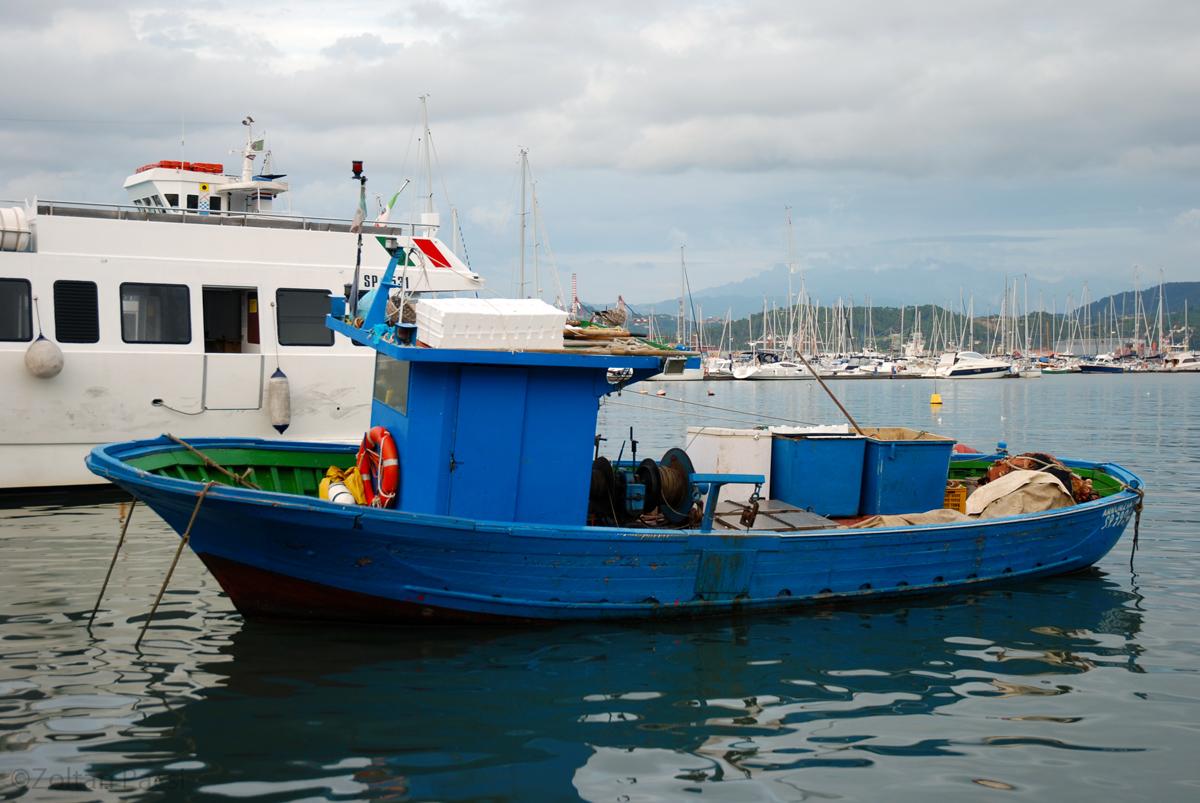 La Spezia harbour, Italy