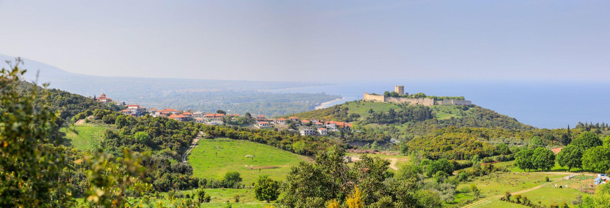 Landschaft bei Platamonas, Greece