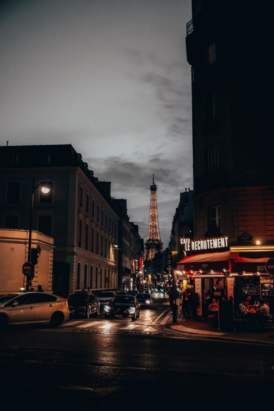 Le Recrutement Café, France