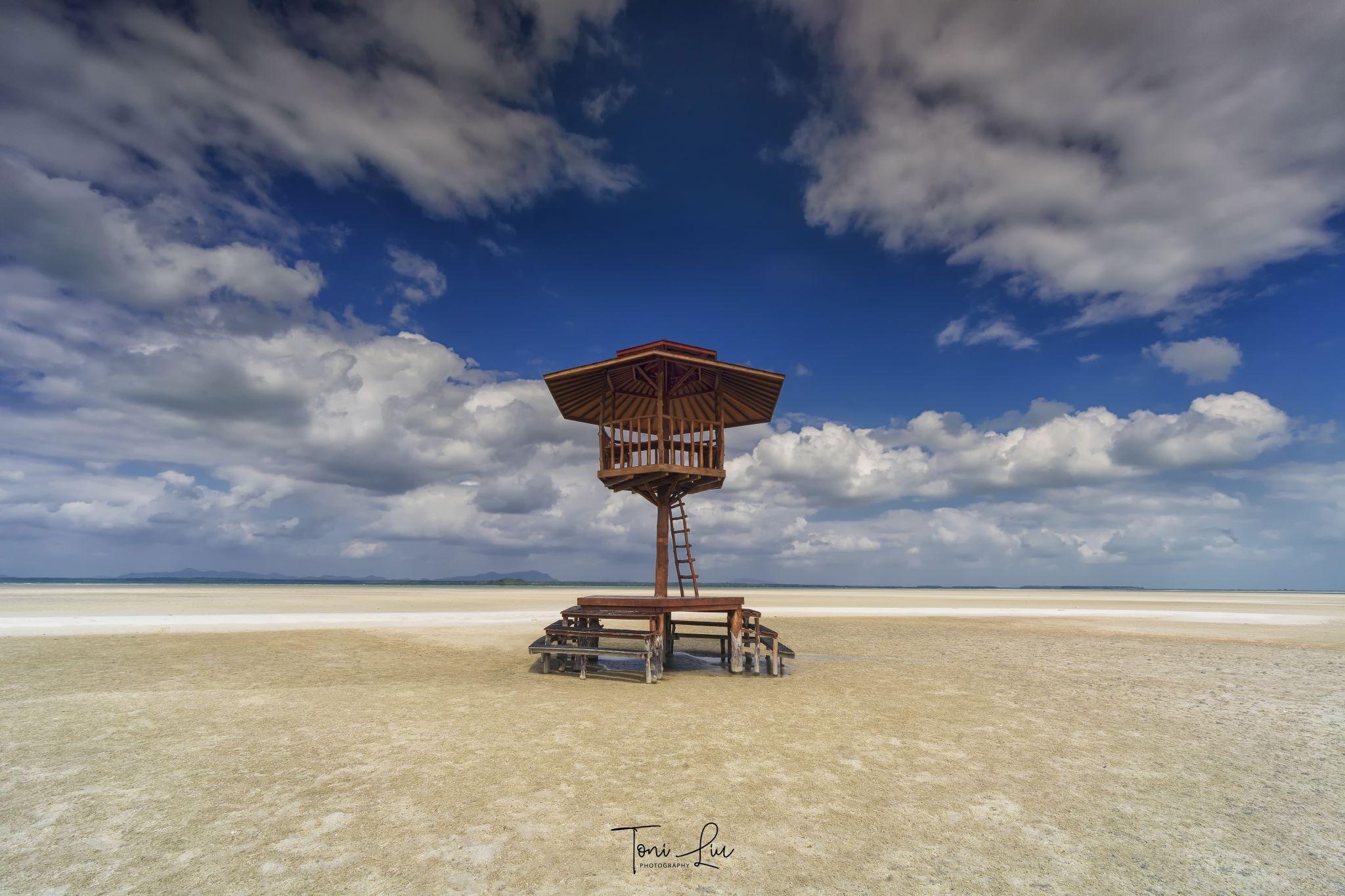 Leebong Island Gazeebo, Indonesia