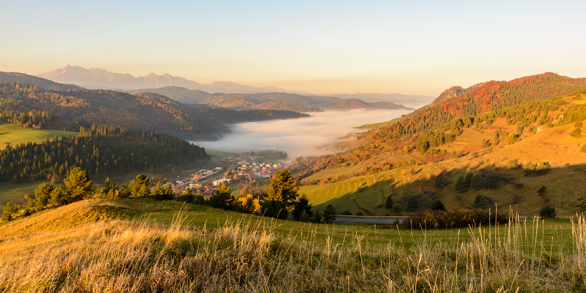 Lesnické sedlo, Slovakia (Slovak Republic)