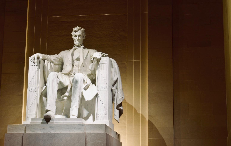 Lincoln Memorial, USA
