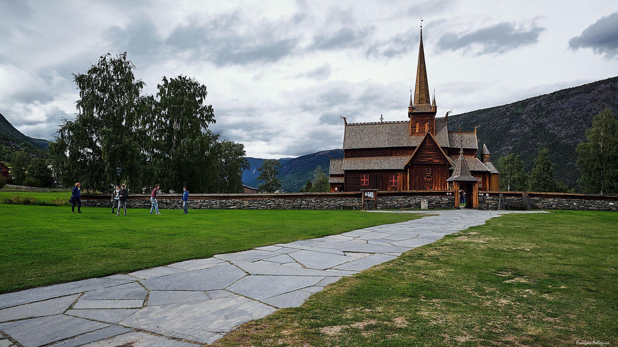 Lom stavkyrkje, Norway