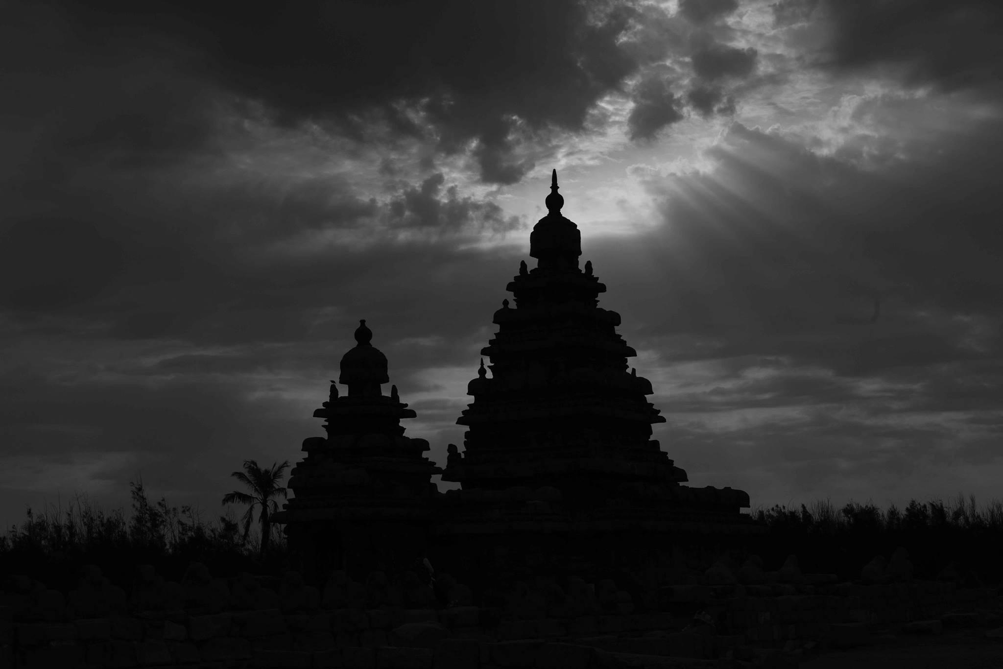 Mahabalipuram Shore Temple, India