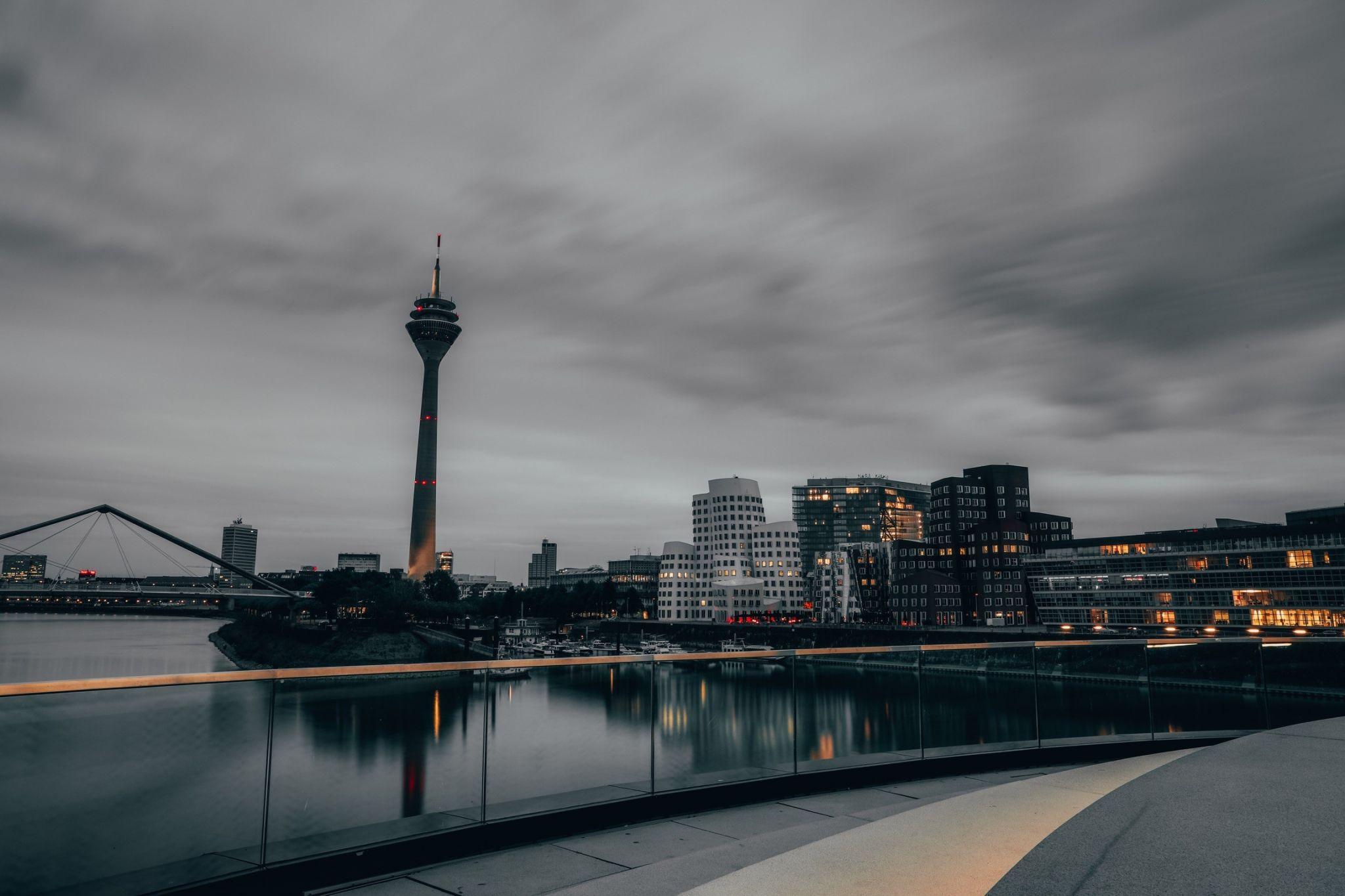 Medien Hafen Düsseldorf, Germany