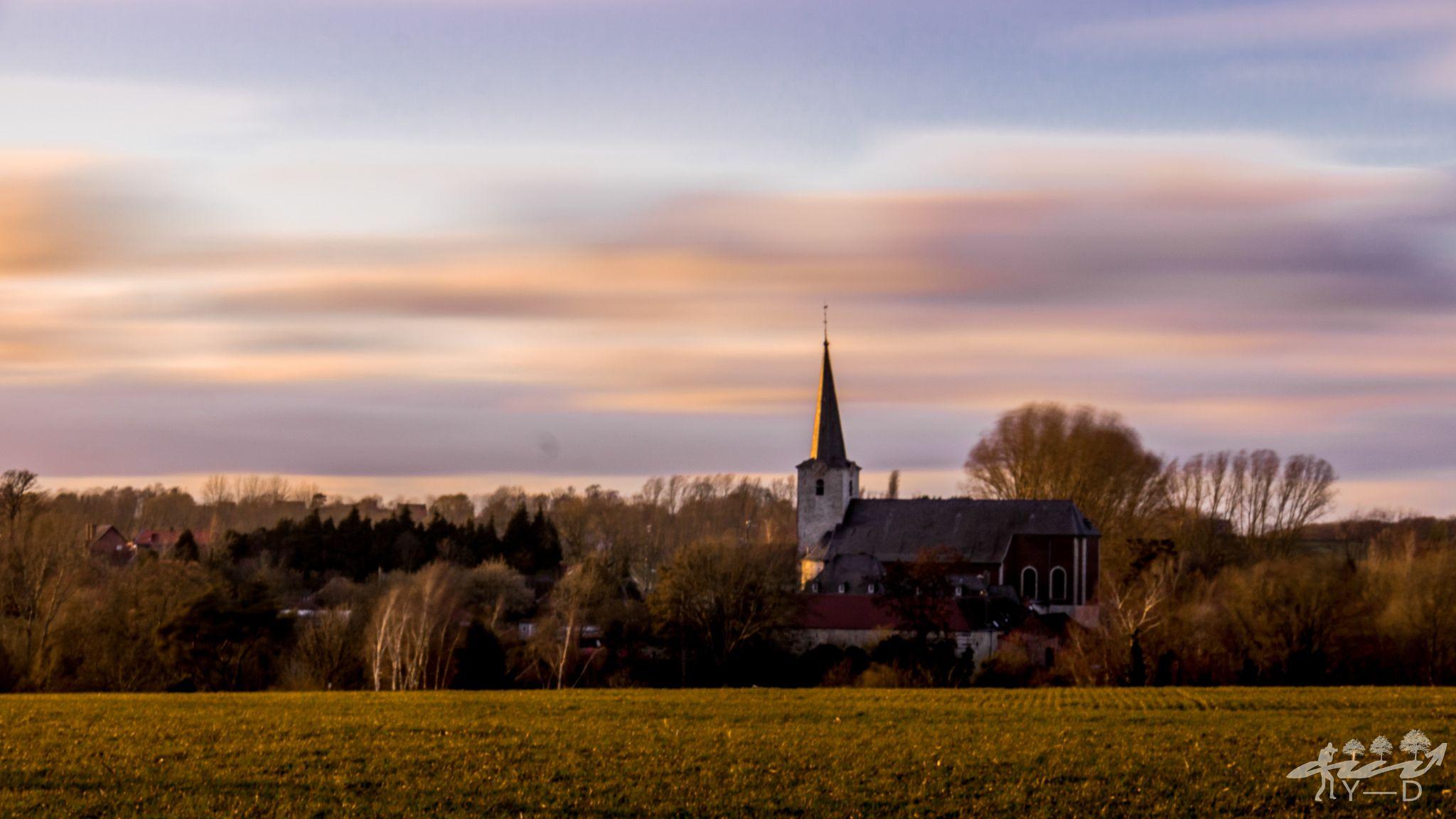 Mélin, Belgium