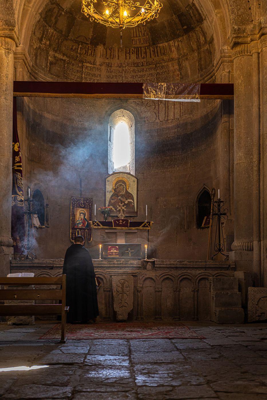 Monastery of Goshavank, Armenia
