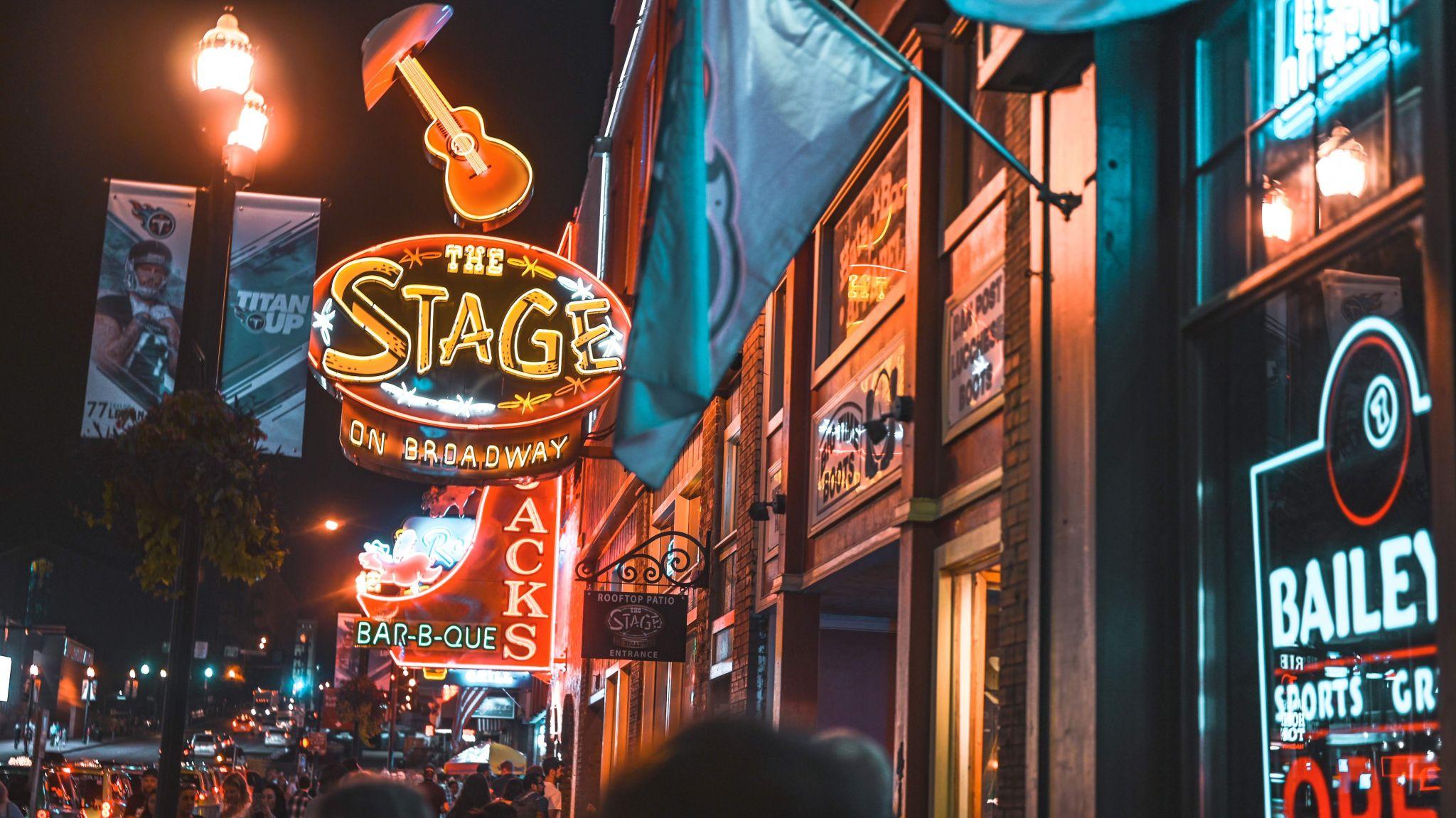 Nashville Broadway, USA