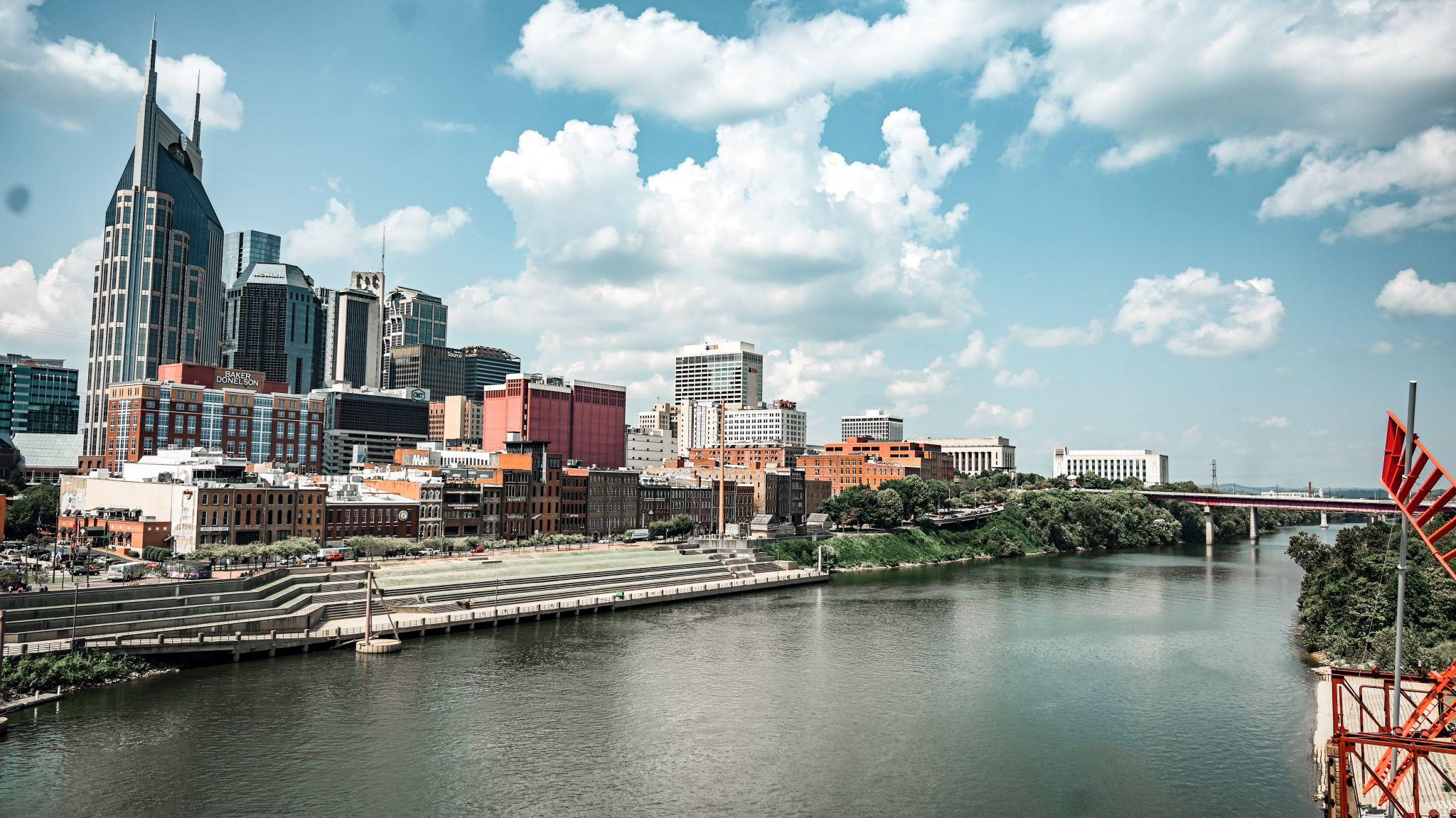 Nashville Skyline, USA