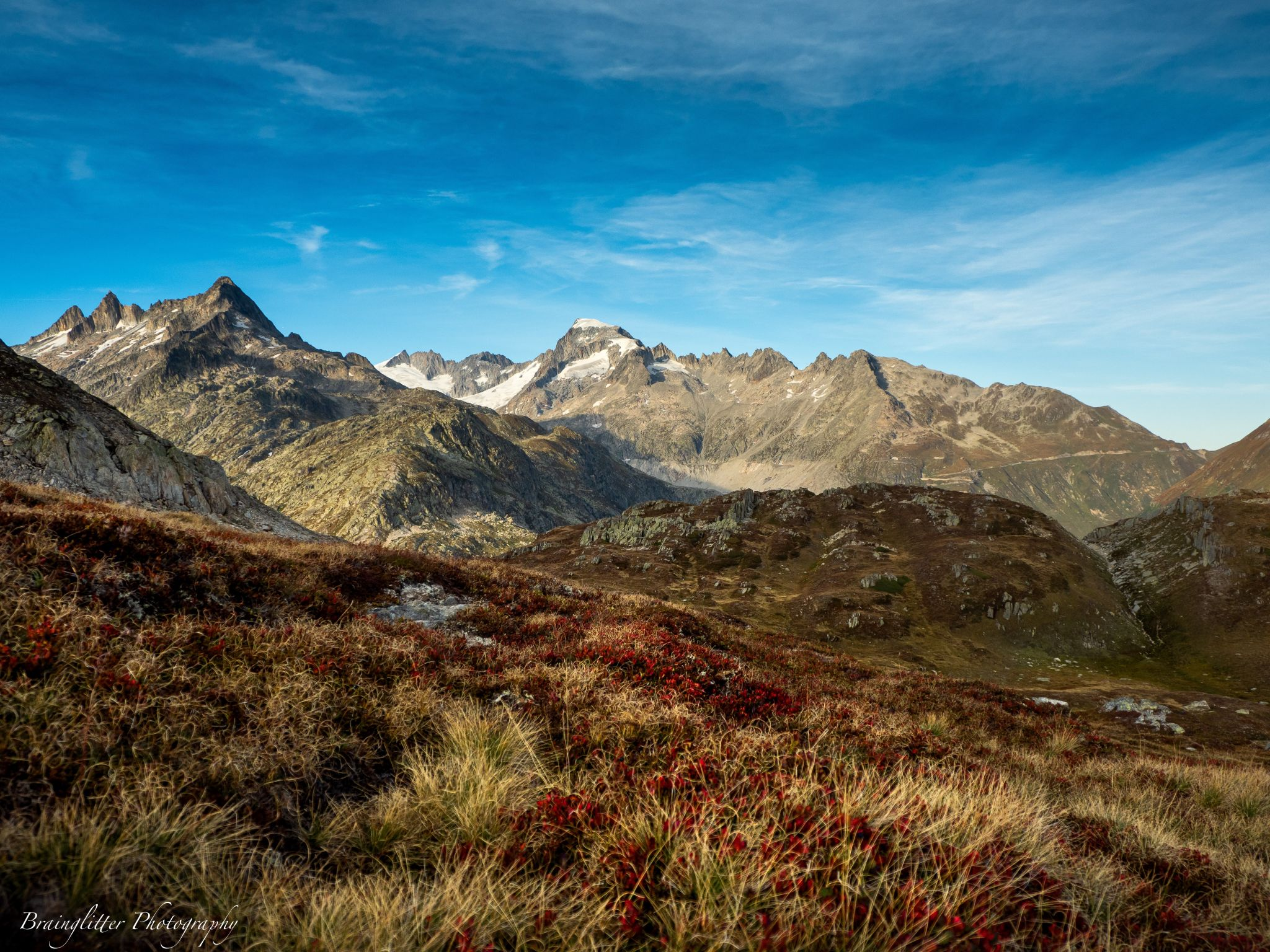 Grimselpass, Switzerland
