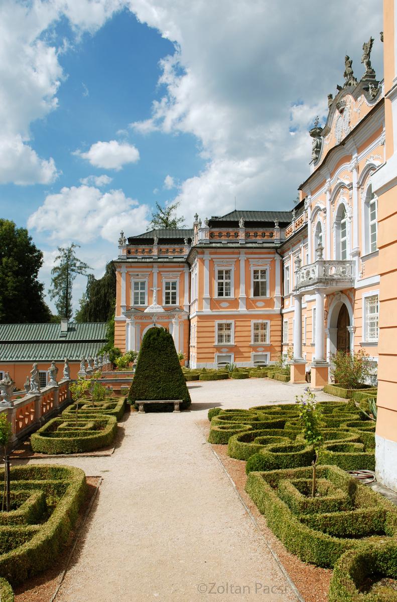Nove Hrady castle, Czech Republic