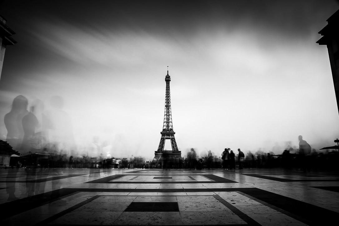 Tower in Paris, Frankreich, France