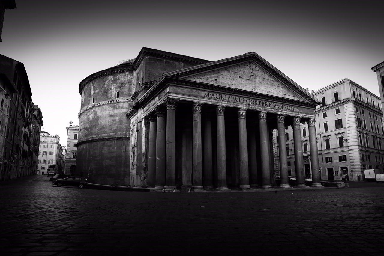 Pantehon - Rome, Italy