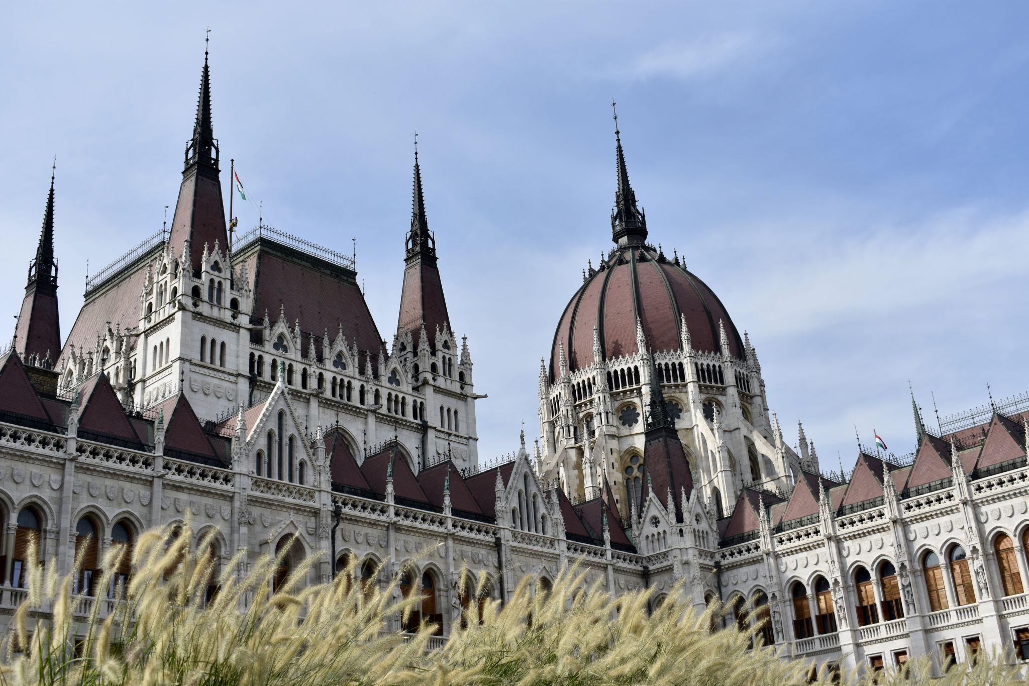 Parliament Building of Budapest, Hungary