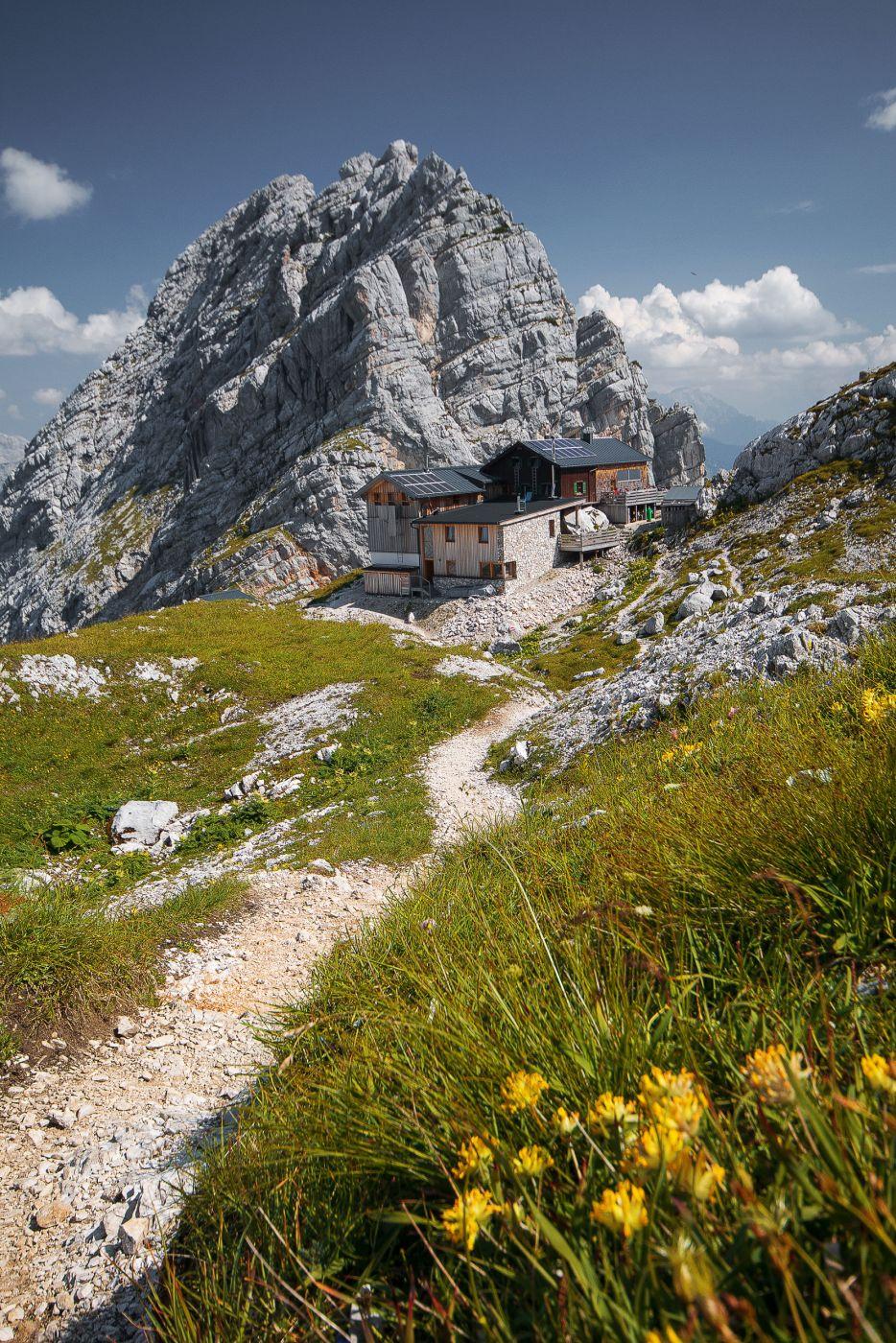 Passauer Hütte, Austria