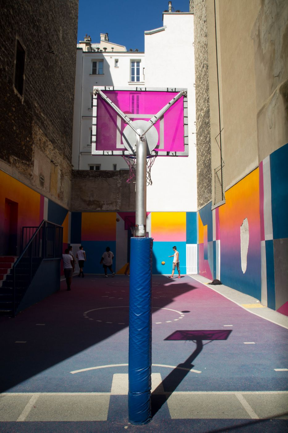 Pigalle Basketball, France
