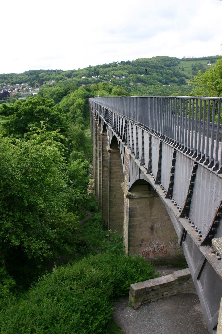 Pontcysyllte Aqueduct, United Kingdom