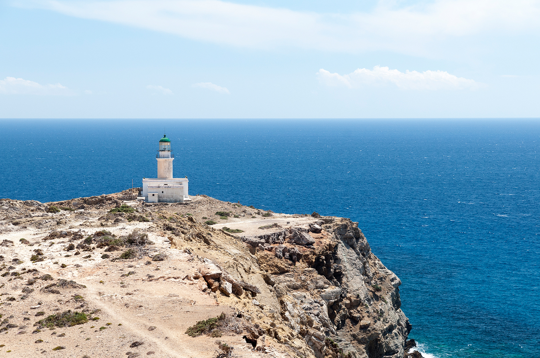 Prasonisi Lighthouse, Greece