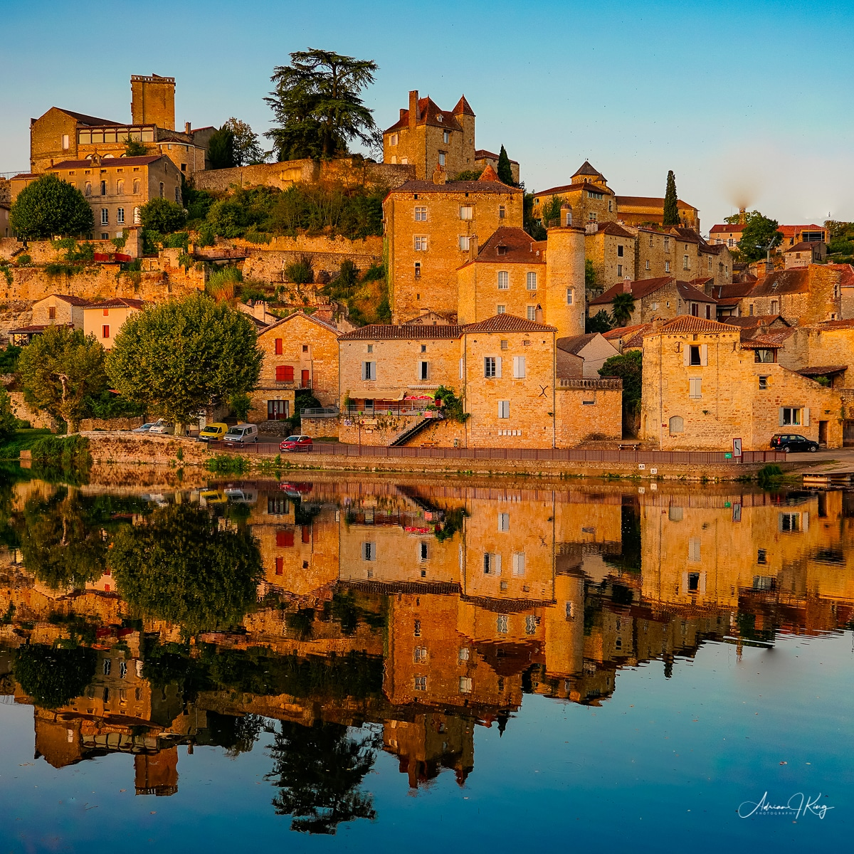 Puy L'Eveque, France
