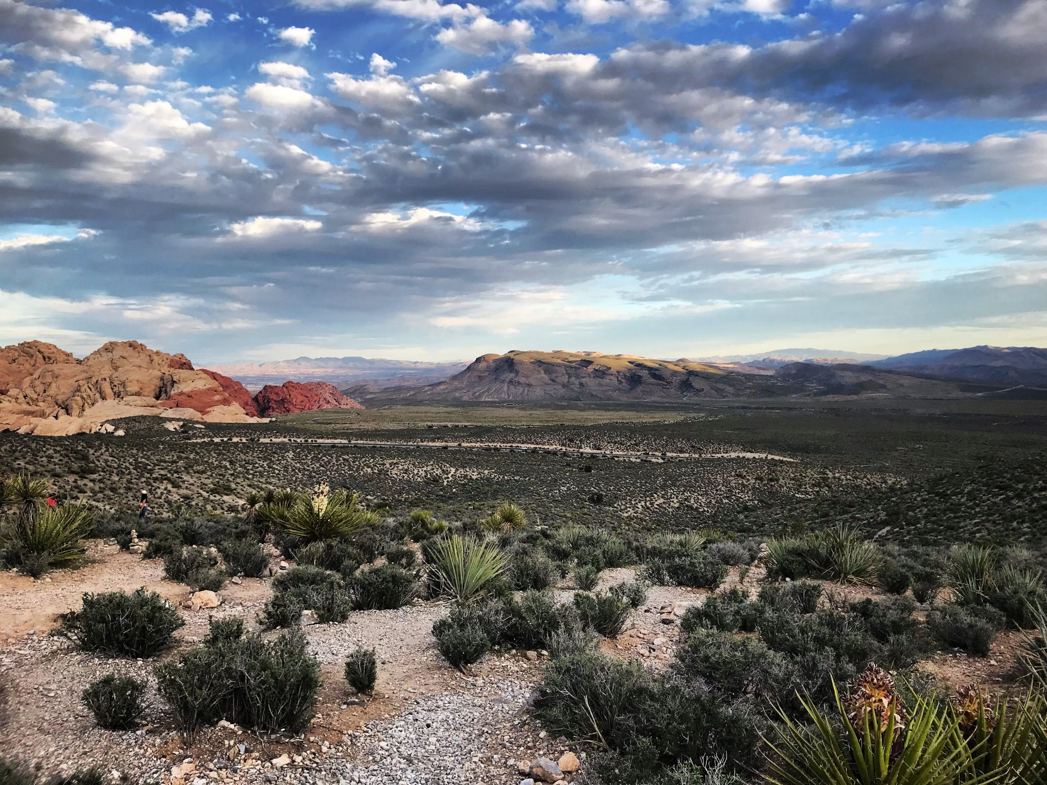 Red Rock Canyon Overlook, USA