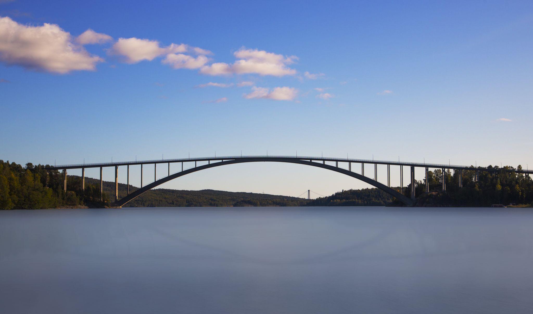 Sandö bro, Sweden