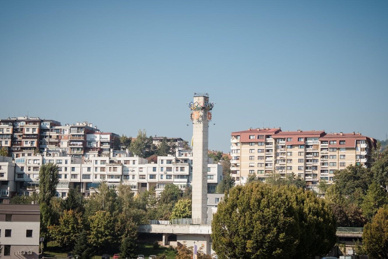 Sarajevo olimpic stadium, Bosnia and Herzegovina